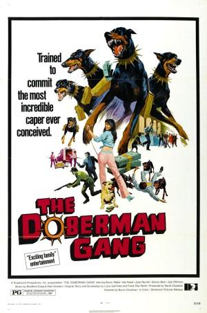 doberman gang 1970's movie