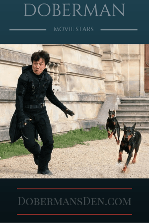 famous dobermans from movie and tv
