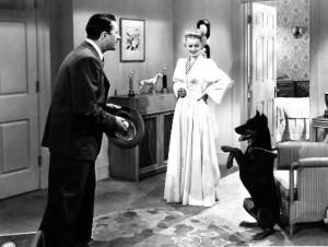 doberman movie from 1946 with Rodney