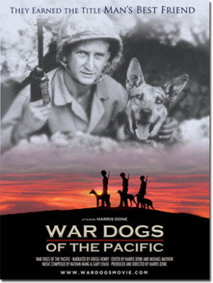 war documentary of hero dogs of war