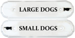 predatory aggression by large dogs against small dogs